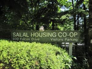 Salal Housing Co-Op